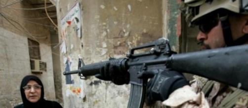 Iraq,el peligro está a la vuelta de la esquina