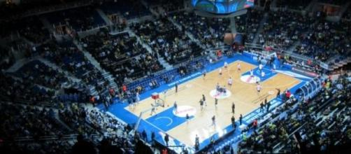 Ulker Sports Arena: Fenerbahçe vs Armani Milano