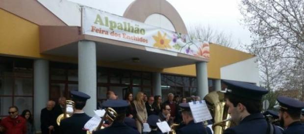 Abertura da XVIII Feira dos Enchidos em Alpalhão