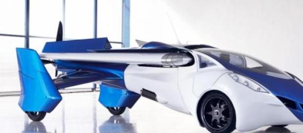 Carros voadores serão uma realidade em 2017