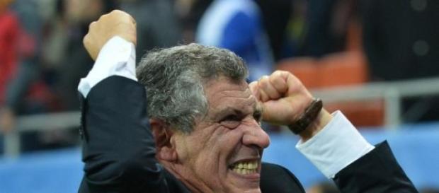 Fernando Santos com castigo reduzido