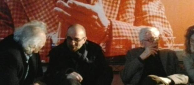 Giuseppe Tornatore ed Ettore Scola al Bif&st