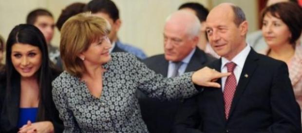 Maria Basescu,sotia fostului presedinte