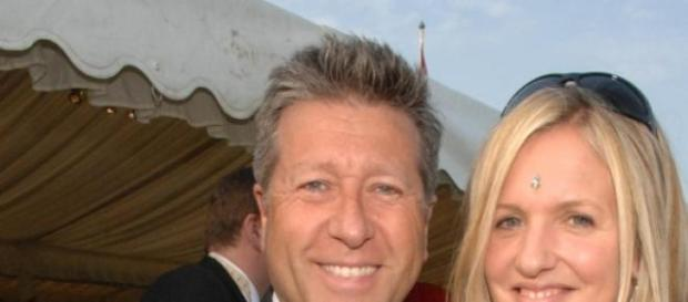 Neil Fox at 2007 ChildLine Polo Day