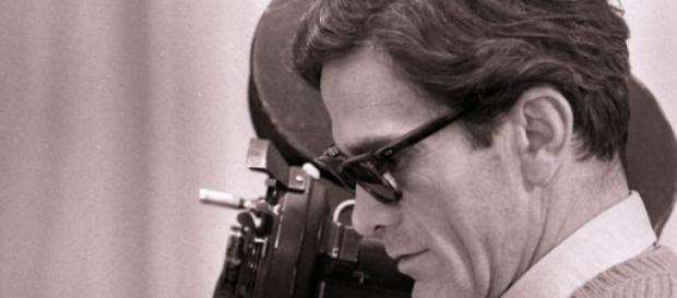 Pier Paolo Pasolini, escritor, director y poeta.