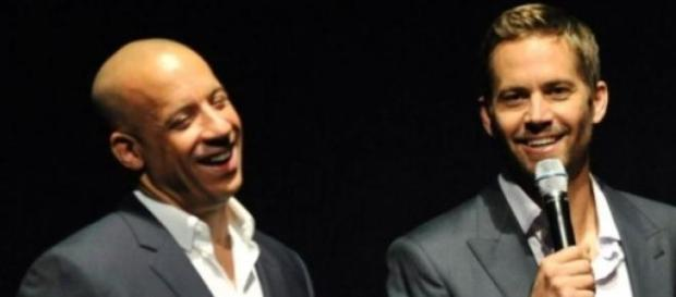 "Prieteni ""forever"", Vin Diesel si Paul Walker"