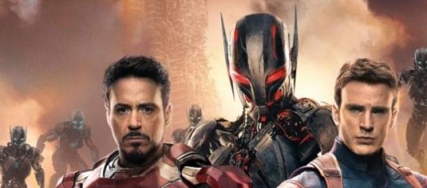 """Vengadores: La Era de Ultrón"""
