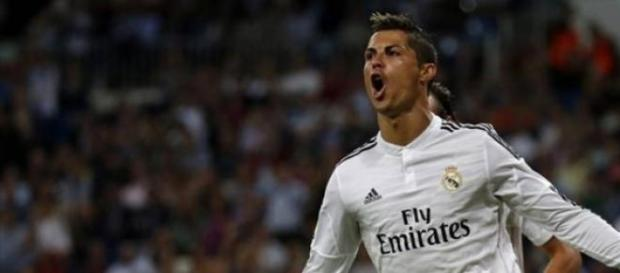 Ronaldo a inscris in derby-ul Spaniei