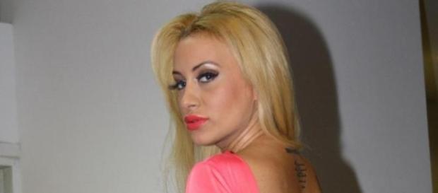 Simona Trasca a fost inselata