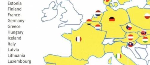 1995 entrata in vigore Trattato Schengen
