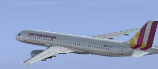 A320 Germanwings precipitato