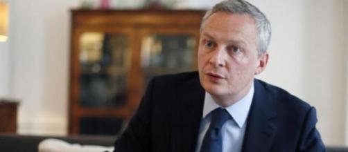 Bruno Le Maire est confiant, peur de la montée FN
