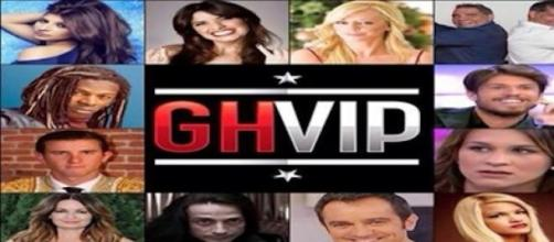 El elenco de artistas de GH VIP