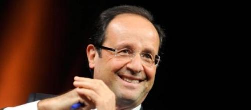 Immagine che ritrae François Hollande.