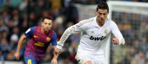 Ronaldo está a atravessar um mau momento.