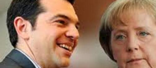 Tsipras Vs Merkel, la sfida continua