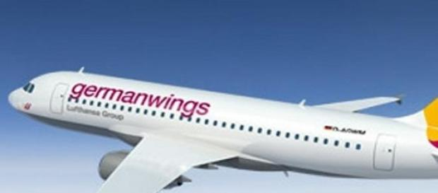 Avião similar da Germanwings