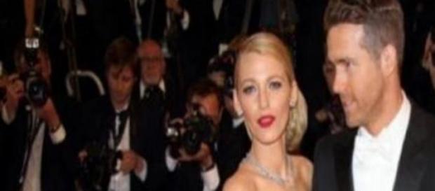 Blake Lively y su marido Ryan Reynolds