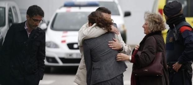 Dos murcianos mueren en el avión