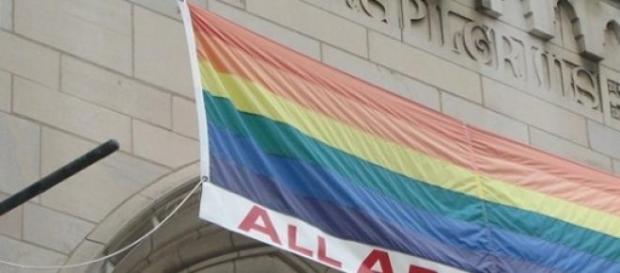 Iglesia de EE.UU. dando la bienvenida a los gays.