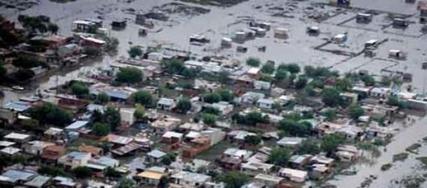 Inundacion reciente en Cordoba