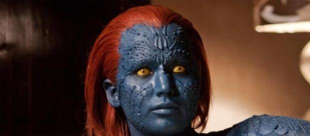 Jennifer Lawrence como Mystique.
