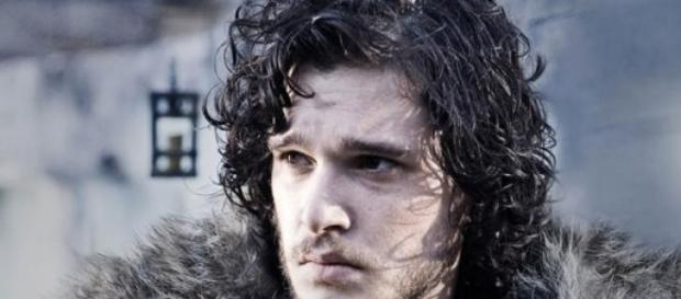 Jon Snow personagem de A Guerra dos Tronos