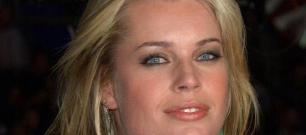 "La actriz Rebecca Romijn, la primera ""Mística"""