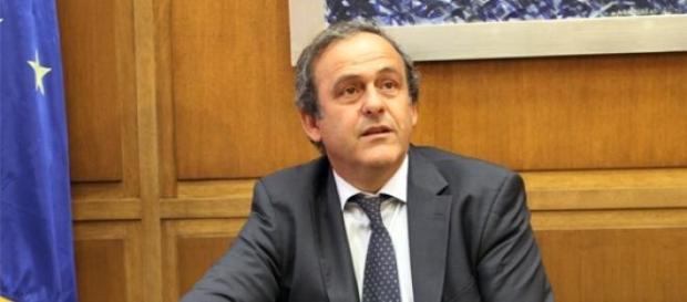 Michel Platini à la tête de l'UEFA