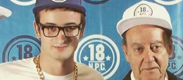 NPC 18 é rapper e neto de Pinto da Costa