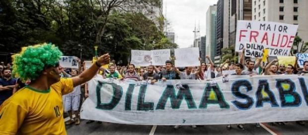 Para parte do povo Dilma sabia da corrupção