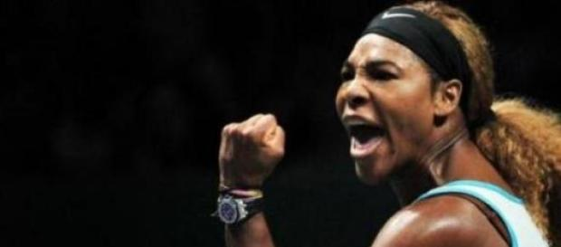 Serena Williams - tenista norte-americana