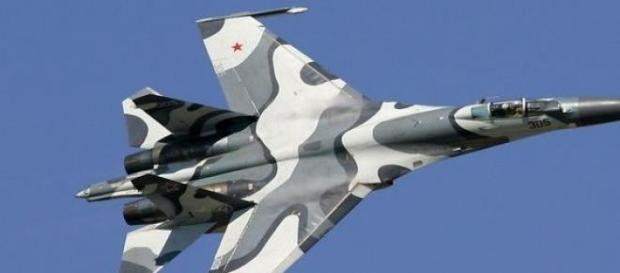 Tak wygląda myśliwiec Su-27