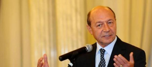 Traian Basescu se afla la Parchetul General