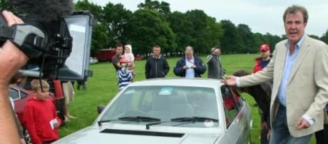 Jeremy Clarkson, Top Gear presenter
