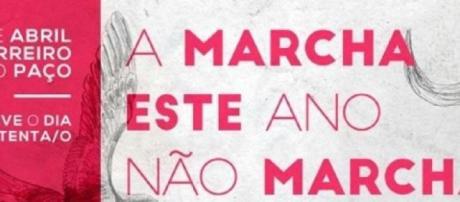Marcha ANIMAL 2015 ocorre no dia 11 de Abril