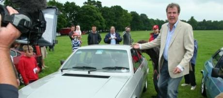 Top Gear host Jeremy Clarkson
