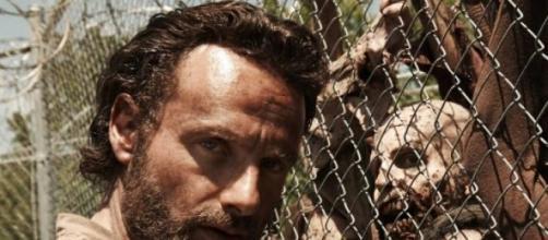 Anticipazioni The Walking Dead 5, Rick Grimes
