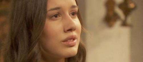 Aurora confessa a Gonzalo si essere sua sorella