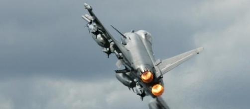 Caças Typhoon são o cerne da defesa das Falklands.