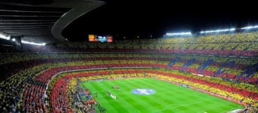 El Camp Nou será el estadio.Foto: www.pinanson.com