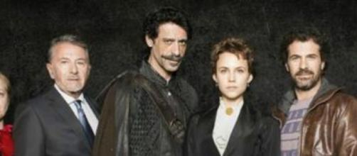 Principales actores de la serie