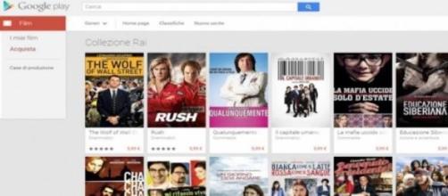 Tra Rai e Google nasce l'intesa su Play Store
