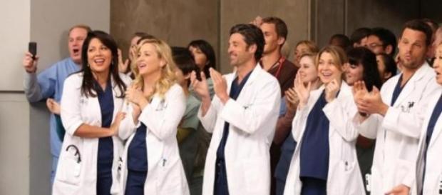 Actores de la serie Anatomia de Grey