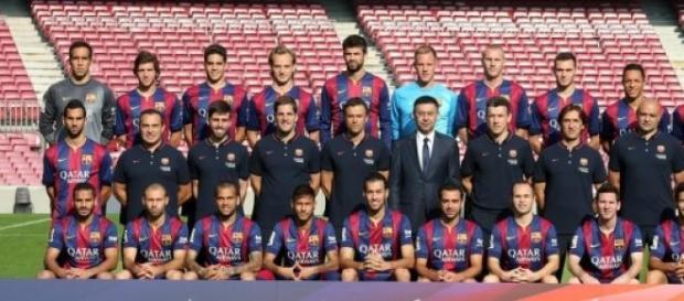 Barcelona va juca finala Cupei pe stadionul sau