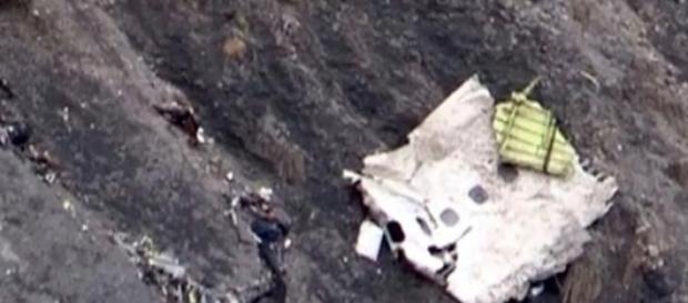 Despiste do Airbus A320 nos Alpes