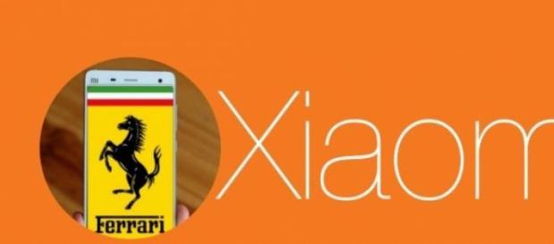 Este es ela aspecto del Xiaomi Ferrari