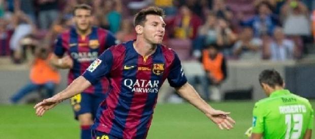 Lionel Messi, joueur le mieux payé au monde