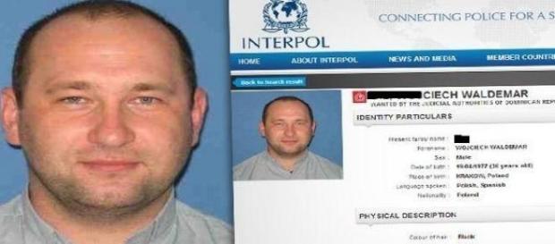 List gończy Interpolu za Wojciechem G.