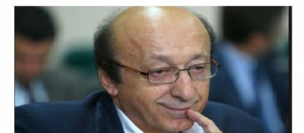 Luciano Moggi scapa de inschisoare